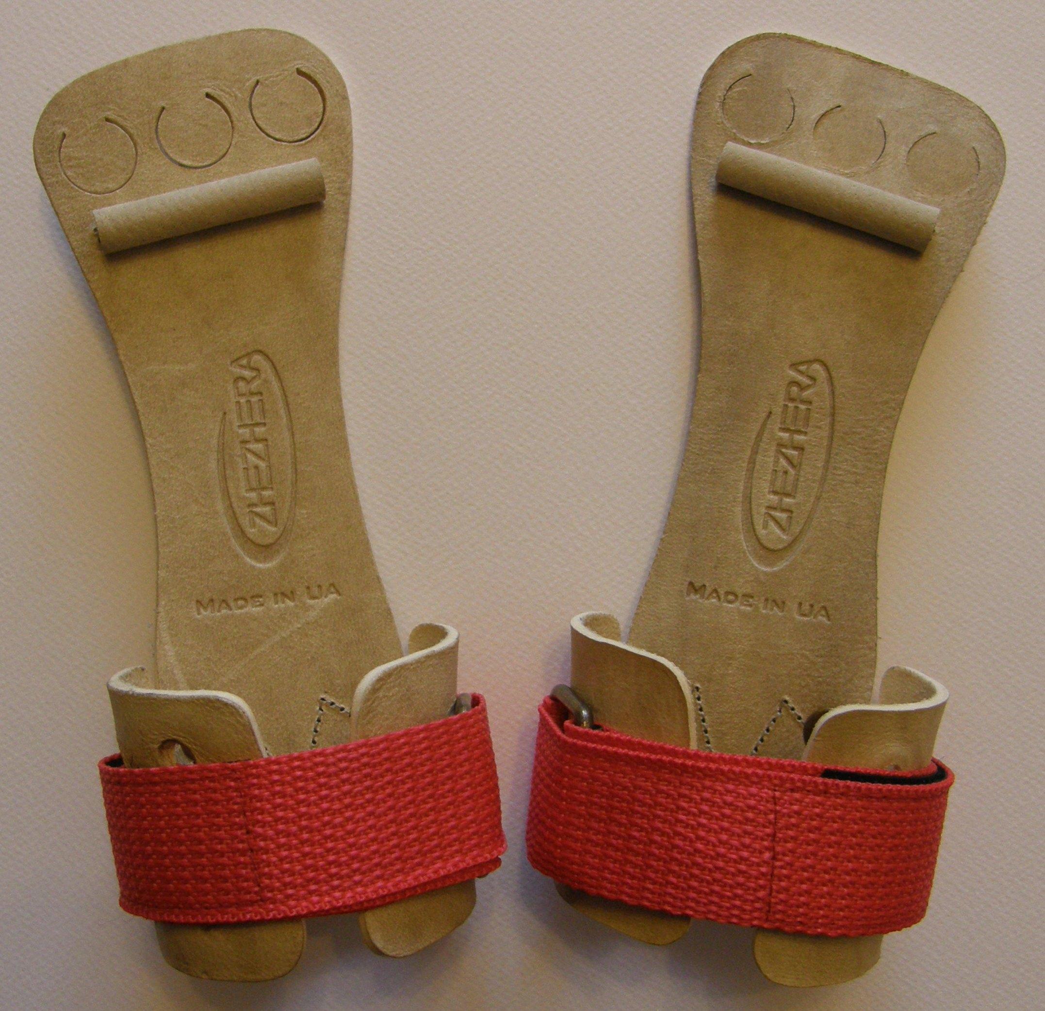 Гимнастические накладки для турника своими руками